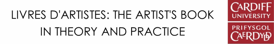 ​Livres d'Artistes: The Artist's Book in Theory and Practice